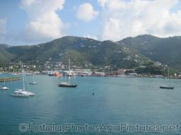 Sail boats and catamaran as viewed from Norwegian Dawn docked at Tortola.jpg