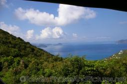 The Caribbean Sea as viewed from a hill in Tortola.jpg
